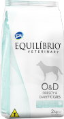 Equilíbrio Veterinary Obesity & Diabetic