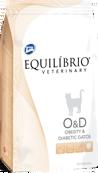 Equilíbrio Veterinary Obesity & Diabetic Cat