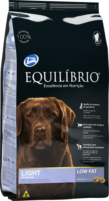 Adulto Light | Equilíbrio Total Alimentos