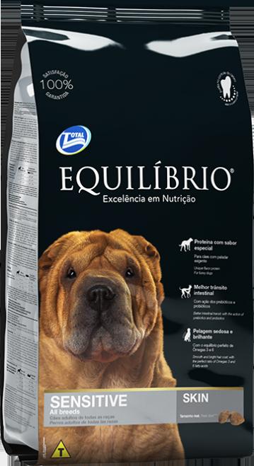 Cães  SENSÍVEIS | Equilíbrio Total Alimentos