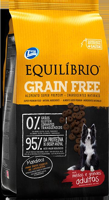 Grain Free | Equilíbrio Total Alimentos