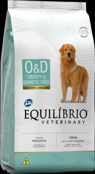 Equilíbrio Veterinary Obesity & Diabetic