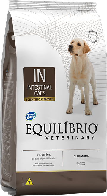 Equilíbrio Veterinary Intestinal