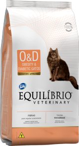 Veterinary Gatos Obesity & Diabetic