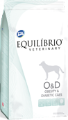 Equilíbrio Veterinary<br> Obesity & Diabetic<br>Dog