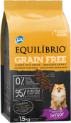 Equilíbrio Grain Free Senior