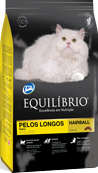 Equilíbrio Adult Cats<br> Long Hair