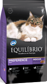 Equilíbrio Preference Cats