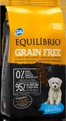 Equilíbrio Perros Cachorros<br>Grain Free