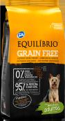 Equilíbrio Perros Adultos<br>Grain Free