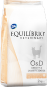 Equilíbrio Veterinary<br> Cat Obesity & Diabetic