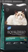 Equilíbrio Gatos Castrados<br> (más de 7 años)