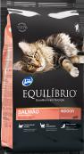 Equilíbrio Gatos Salmón