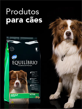 Equilíbrio Total Alimentos Cães