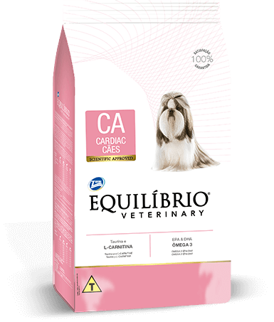 Veterinary Equilíbrio Total Alimentos